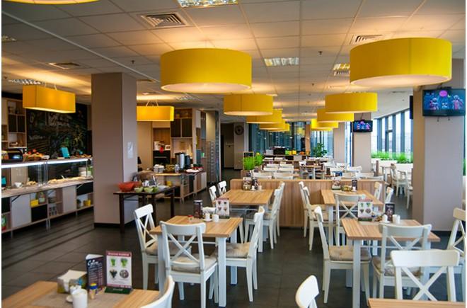 Организация корпоративного питания в Санкт-Петербурге: обеды для сотрудников