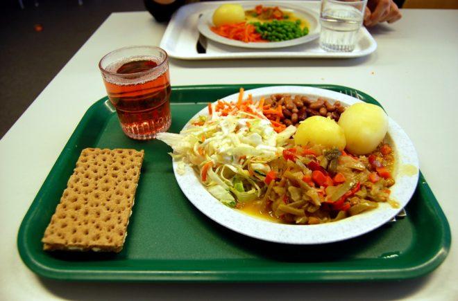 Организация питания в учебных заведениях от компании «Русские традиции»