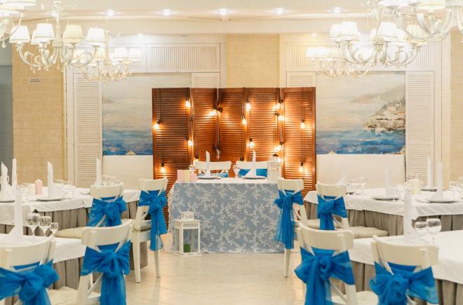 Банкетный зал «Море»
